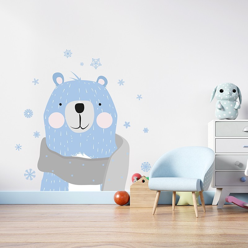 """""""My Cool Friend"""" Wall Decal"""